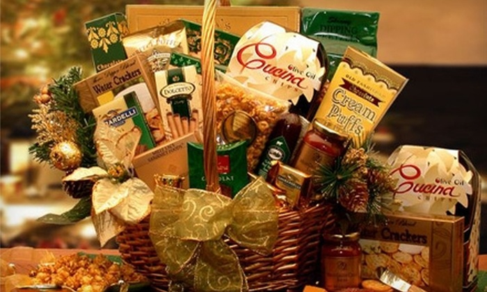 Christmas Gift Baskets Under 20