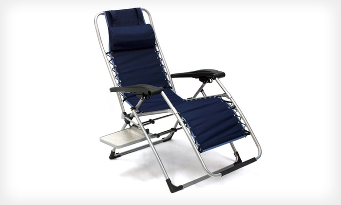 59 for an AntiGravity Lounge Chair  Groupon