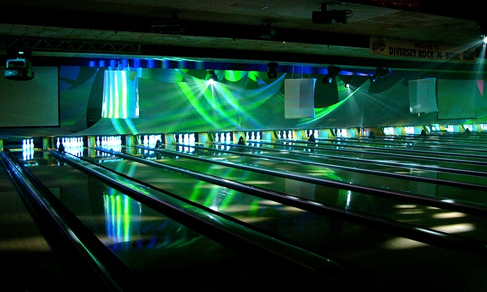 Diversey River Bowl Chicago Deal of the Day  Groupon Chicago