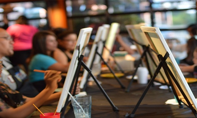 Image result for adult painting class