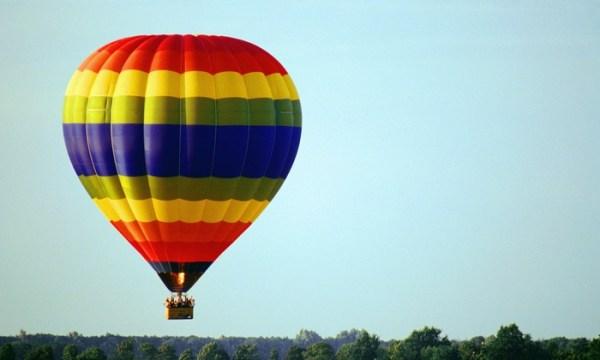 hot air balloon # 3