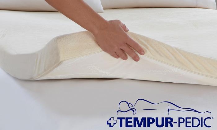 Clearance TempurPedic Memory Foam Mattress Topper  Groupon