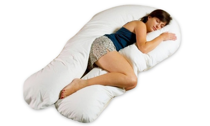 12ft Body and Baby Support Pillow  Groupon Goods