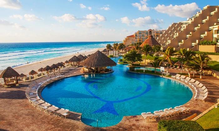 All Inclusive Paradisus Cancun With Airfare In Cancun