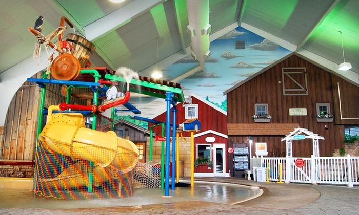 Clarion Inn and Wasserbahn Waterpark Resort in