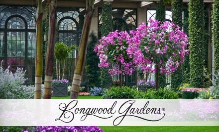 9 for longwood gardens admission longwood gardens groupon