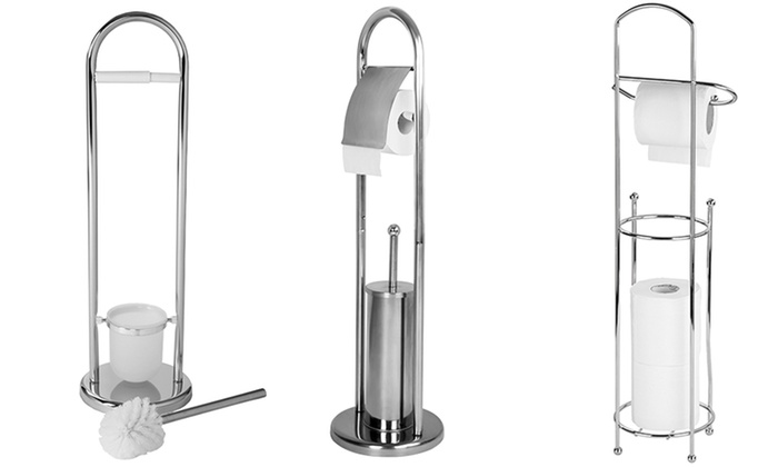 Scopino bagno con stand Groupon Goods
