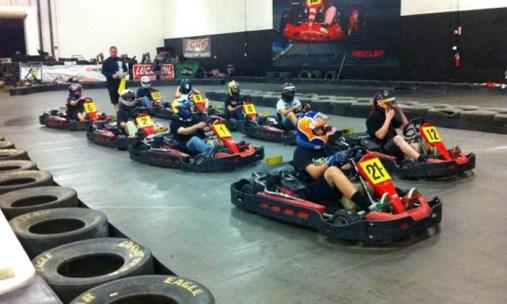 Go-Cart Racing