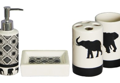 Elephant Bathroom Accessories