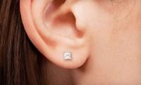 Diamond Jewellery in 14-Karat White Gold in | Groupon