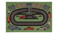 Racetrack Carpet Mat | Carpet Review