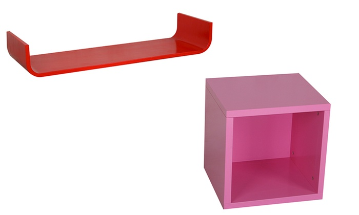 Mensola o cubo di design  Groupon Goods