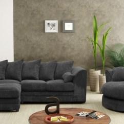 Swivel Chair Sofa Set Best Ergonomic Recliner Chairs Milo Corner And 3 Seat Groupon Goods