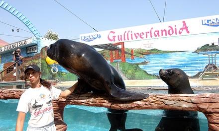 Gulliverlandia: ingressi per bambini e adulti al parco tematico di Lignano Sabbiadoro (sconto fino a 39%)