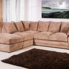 Corner Sectional Sofa Reviews Grey Leather Sofas Uk Rio Groupon Brokeasshome