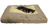 Eddie Bauer Linen Gusset Dog Bed   Groupon Goods