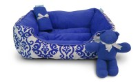 Waverly 3-Piece Dog Bed Set | Groupon