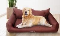 Waterproof Easy Clean Pet Dog Bed   Groupon Goods