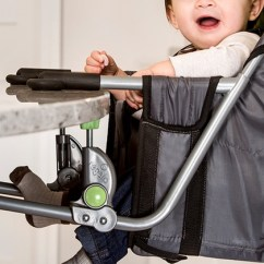 Portable Baby High Chair Hook On Nilkamal Plastic Price In India Regalo Easy Diner Highchair Groupon