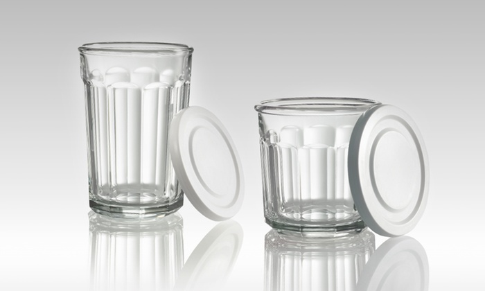 Set of Luminarc Working Glasses  Groupon Goods