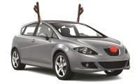 Reindeer Car Decoration Set | Groupon