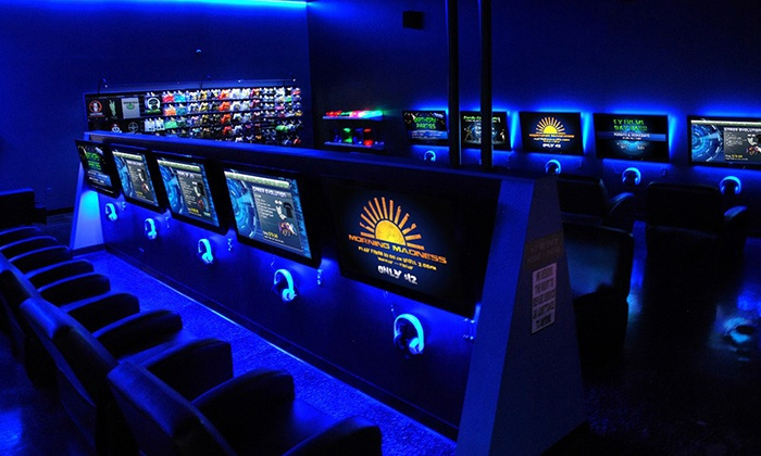 Gaming Lounge  INACTIVE PLAYlive Nation  Groupon
