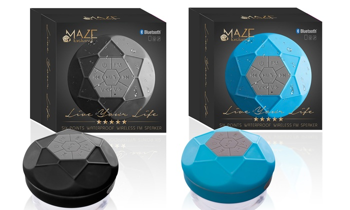 Image Result For Waterproof Floating Bluetooth Shower Speaker With Fm Radio And Mic