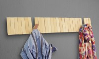 Home Moda Foldable Space-Saving Piano Coat Rack | LivingSocial