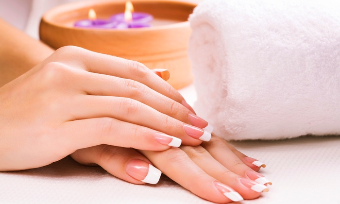 Fabulous Touch Las Salon Acrylic Nail Extensionanicure With