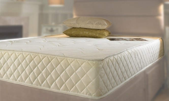 Groupon Goods Global Gmbh Bonnell Sprung Mattress With Memory Foam Layer From 69 95