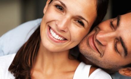 Pulizia denti con air flow, otturazione, sbiancamento e family check up a Porta Romana (sconto fino al 88% )