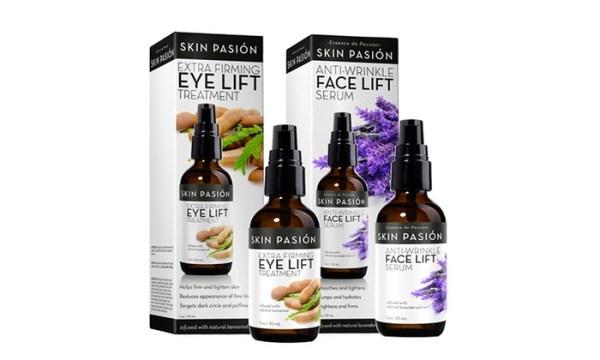 Face Lift and Eye Lift Serum Groupon Goods