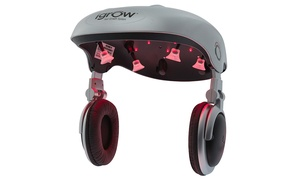 image for iGrow Hands-Free Laser LED Light Therapy Hair Regrowth System