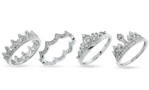 1.00 CTTW 3-Stone Certified Diamond Ring in 14-Karat Gold