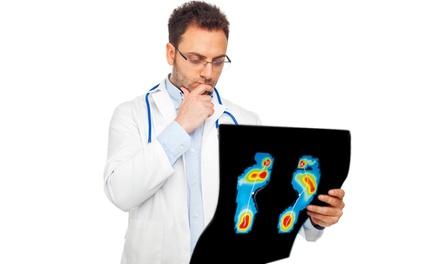 Visita posturale con baropodometria, analisi posturale del passo e 3 o 5 controlli   Ortopedia Avena (sconto fino a 89%)