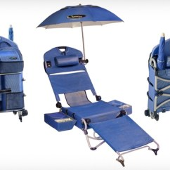 Outdoor Folding Chair Parts Cool Bean Bag Chairs Loungepac Beach | Groupon Goods