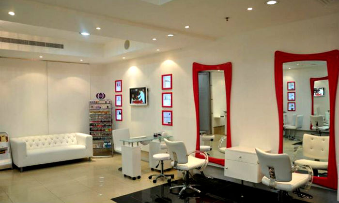 75 off nail extensions  Shahnaz Husain Signature Salon