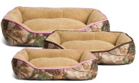 Oakwood Mountain Camouflage Pet Bed | Groupon
