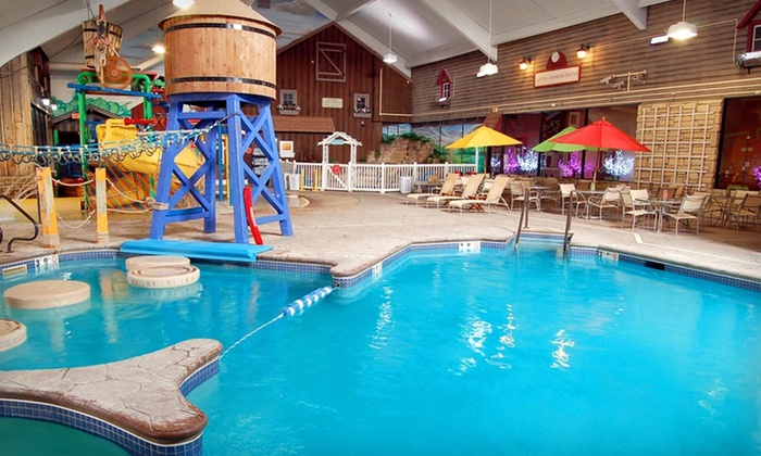 Clarion Inn and Wasserbahn Waterpark Resort in