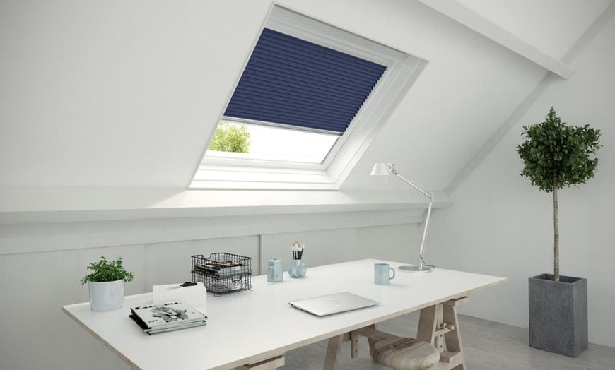 store occultant pour fenetre de toit compatible aux modeles velux