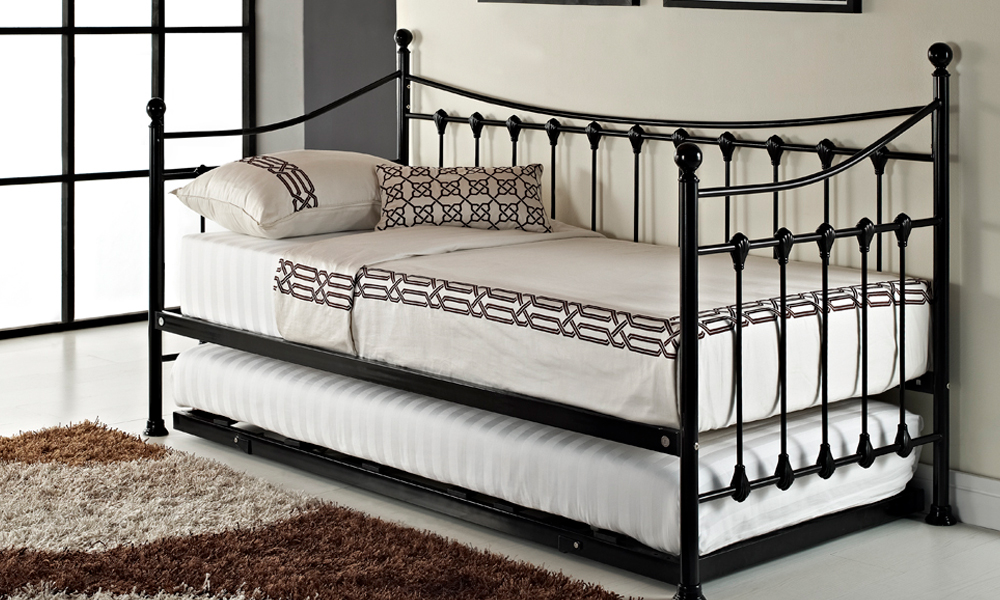 Single French Day Bed Groupon Goods