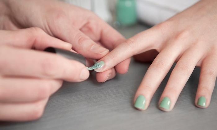 Art Nails Spa Ii Keller One Or Two Mani Pedis Full