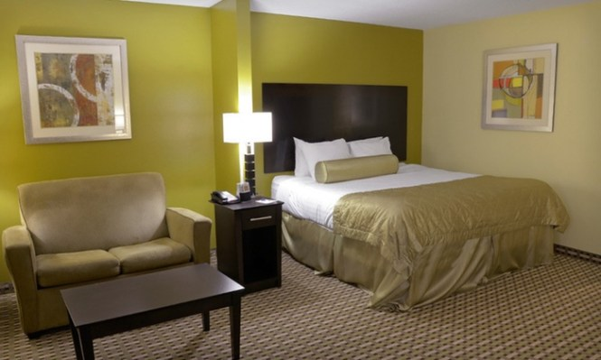 Best Western Plus Brunswick Inn And Suites Everett One Or Two Night