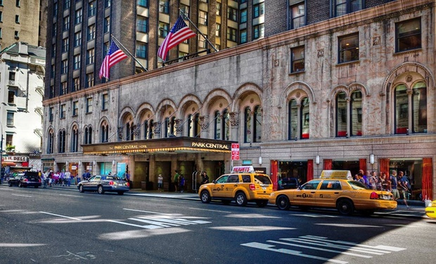 Park Central Hotel New York 4 Star Landmark Manhattan Hotel