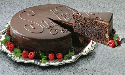 1kg, 2kg or 3kg Cake of Choice from Front Page Cafe at 4* Ramada Abu Dhabi Corniche