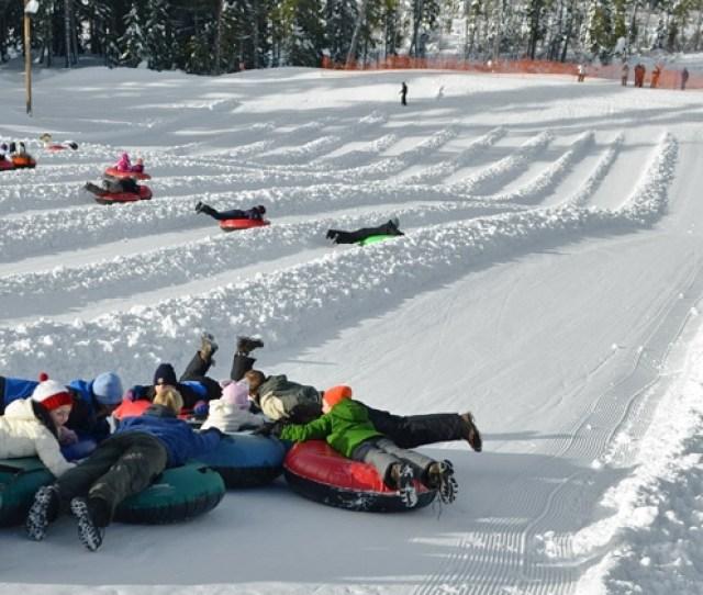 Mt Hood Skibowl Up To 51 Off Snow Tubing
