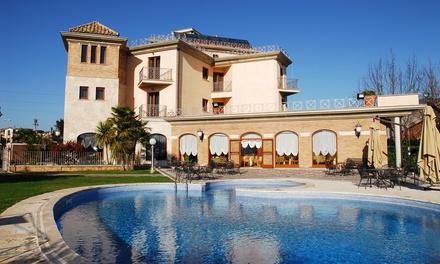 Tivoli: 1 o 2 notti per 2 persone con colazione e 1 cena opzionale al Park Hotel Imperatore Adriano. Ponti inclusi