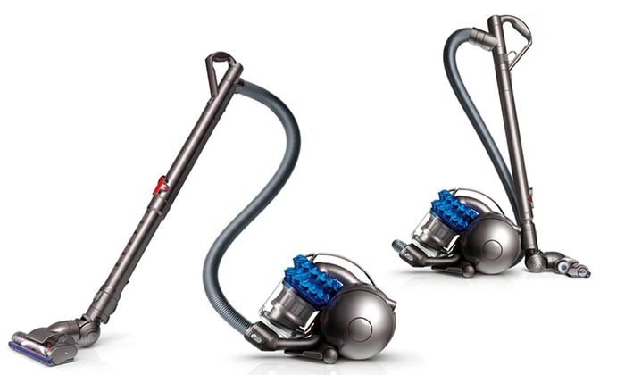 CLOSEOUT Dyson DC47 Canister Vacuum with Three Bonus Tools