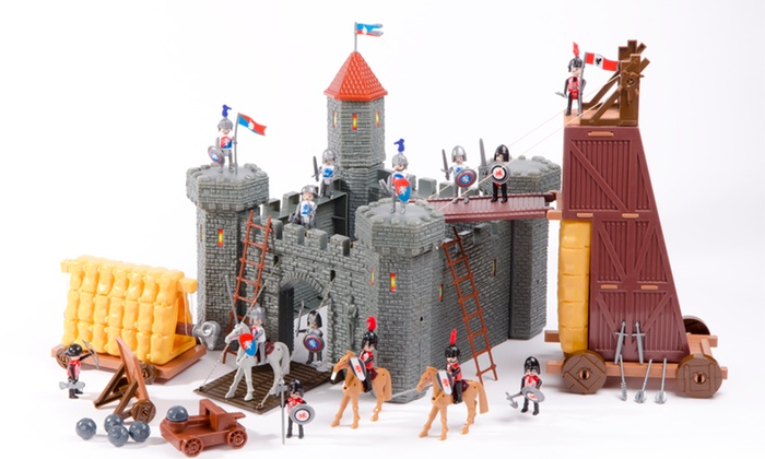 toy castle or pirate