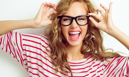 Uno o 2 paia di occhiali con lenti progressive o monofocali o sostituzione lenti con Ottica Consalvo (sconto fino a 82%)